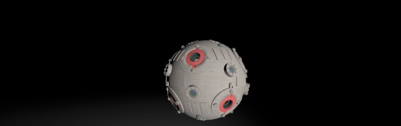Star Wars Trainer Ball
