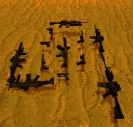 Silenced gun pack V4 For Garry's Mod Image 3