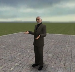 NPC Talk Stool (Standalone) For Garry's Mod Image 1