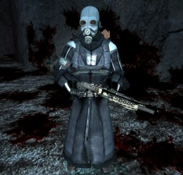 trenchcoatcpforcombinesoldier. For Garry's Mod Image 3
