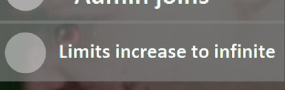 Sandbox Limit System