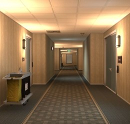 L4D2 Dead Center Hotel Cleaned For Garry's Mod Image 1