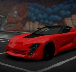 2010 Bertone Mantide For Garry's Mod Image 3