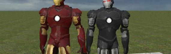 War Machine Iron Man