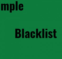Simple Chat Blacklist For Garry's Mod Image 1