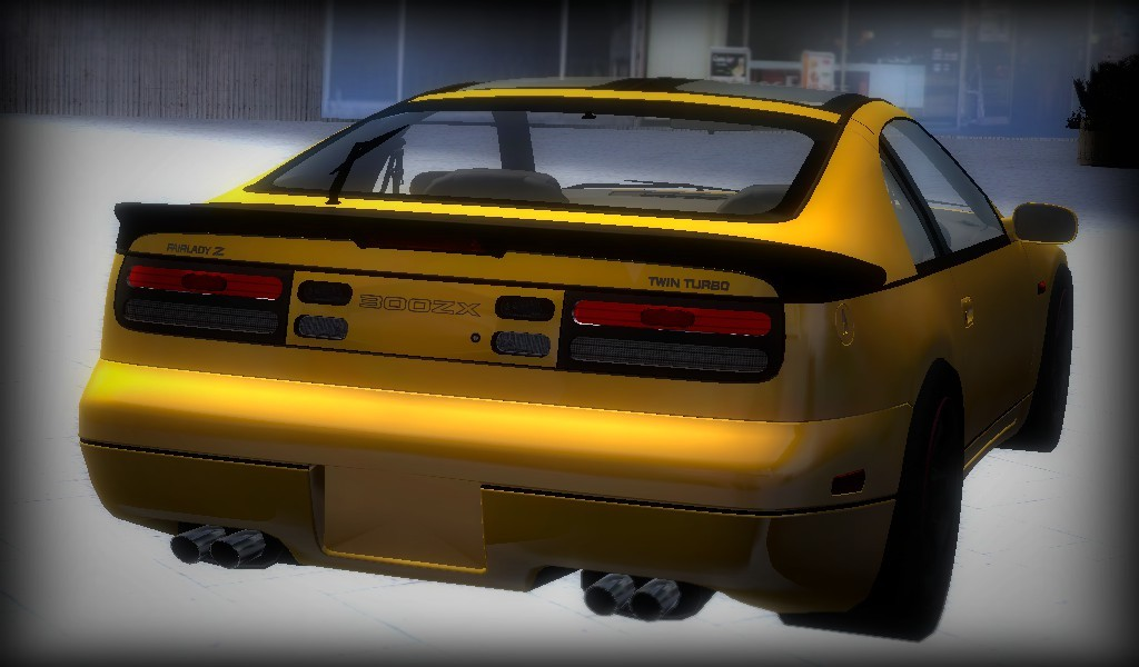 PAC3] 1994 Nissan Fairlady Z by Royster01Gaming