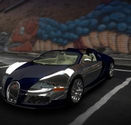2009 Bugatti Veyron Sang Bleu For Garry's Mod Image 1