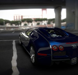 2009 Bugatti Veyron Sang Bleu For Garry's Mod Image 2