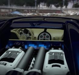 2009 Bugatti Veyron Sang Bleu For Garry's Mod Image 3