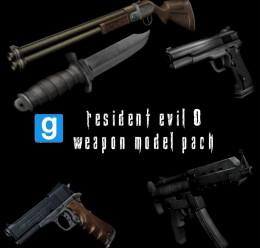 Resident Evil Zero Weapon Mode For Garry's Mod Image 1