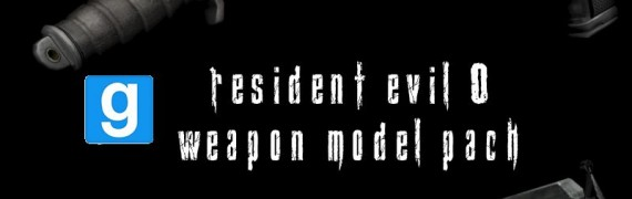 Resident Evil Zero Weapon Mode