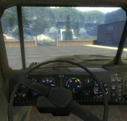 URAL 43206 (Driveable, ARMA2) For Garry's Mod Image 2