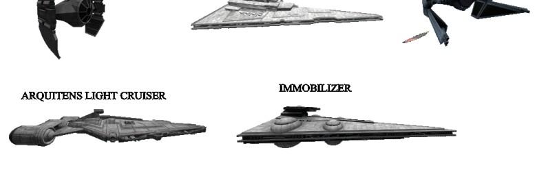 SW Battlefront 3 IMP Vehicles For Garry's Mod Image 1