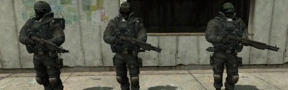 7 Hour War Combine NPCs