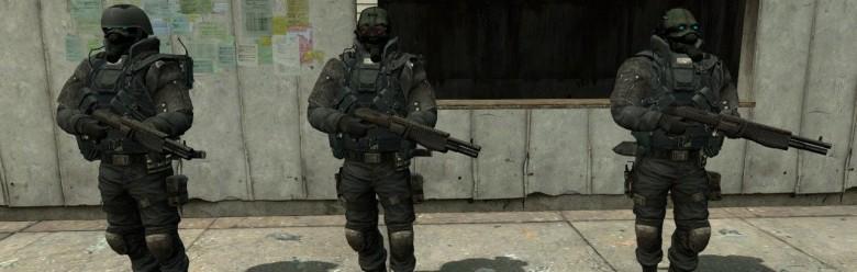 7 Hour War Combine NPCs For Garry's Mod Image 1