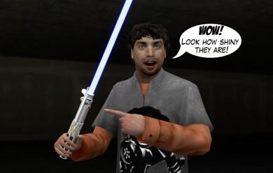 revan_dark_lightsaber_pack_for For Garry's Mod Image 2