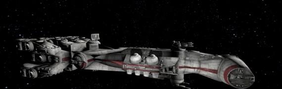 Star Wars BF3 REB Vehicles