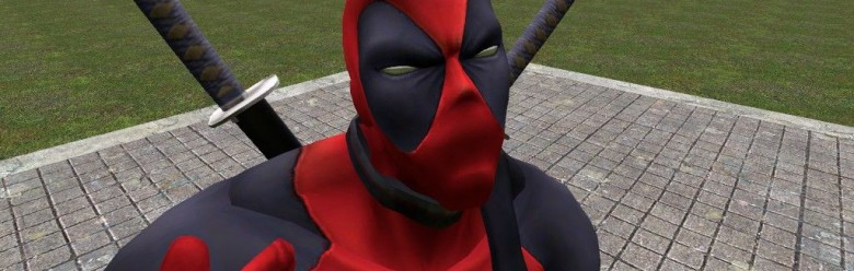 Deadpool For Garry's Mod Image 1