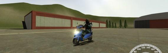 Scars2.0 Bike