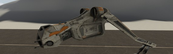 SWBF3 REB Vehicles (2nd)