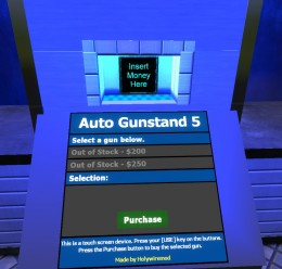 Auto Gunstand 5 For Garry's Mod Image 3