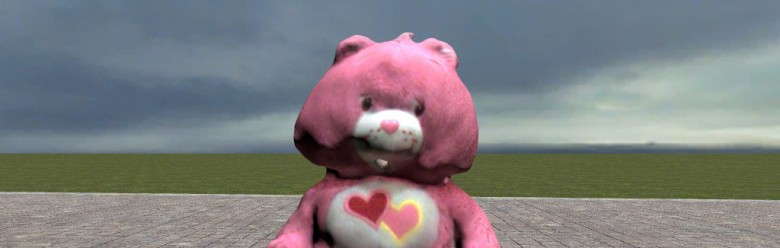 Care Bears plush For Garry's Mod Image 1