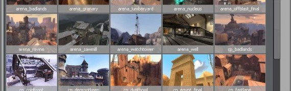 NEW - TF2 Map Icons (17/12/10)