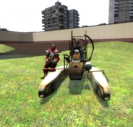 Airboat for 3 For Garry's Mod Image 1