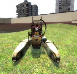 Airboat for 3 For Garry's Mod Image 2