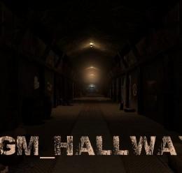 Gm_Hallway For Garry's Mod Image 1