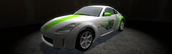 Bioshooter 350z Energize