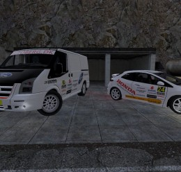 Regaard Motorsport Skins [HD] For Garry's Mod Image 1