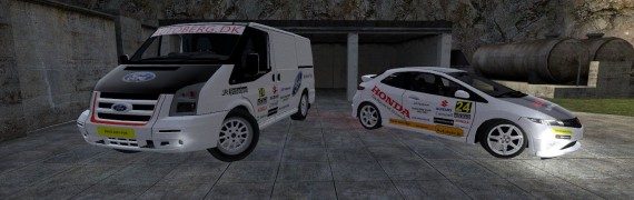 Regaard Motorsport Skins [HD]