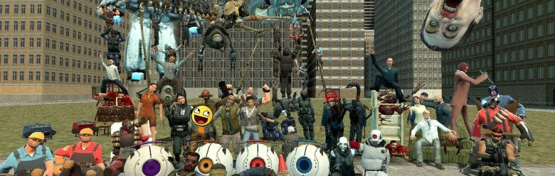 SAY CHEESE !!! Backgroun.zip For Garry's Mod Image 1