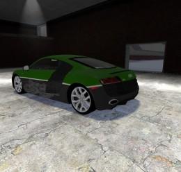 Bioshooter R8 GreenBlack For Garry's Mod Image 2