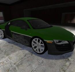 Bioshooter R8 GreenBlack For Garry's Mod Image 3