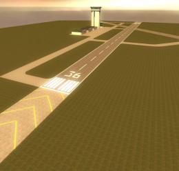GM_SnabbansAirfield_B1 For Garry's Mod Image 1