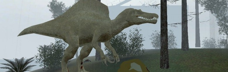 psb_spinosaurus_beta.zip For Garry's Mod Image 1