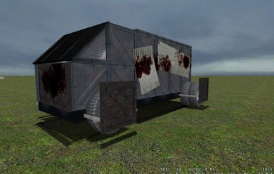Zombie Vehicle.zip For Garry's Mod Image 1