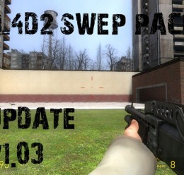 l4d2_swep_pack.zip For Garry's Mod Image 1