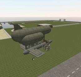 Corvete Class Airship For Garry's Mod Image 2