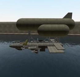 Corvete Class Airship For Garry's Mod Image 3