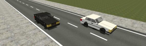 Volvo 940 diesel & racer