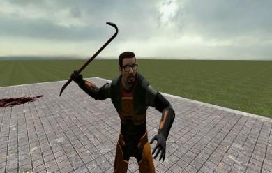 Gordon Freeman  For Garry's Mod Image 1