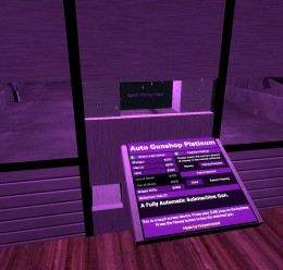 Auto Gunshop Platinum For Garry's Mod Image 2