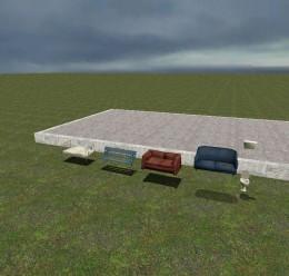 new seats.zip For Garry's Mod Image 1