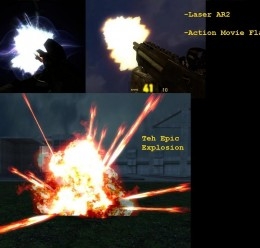Ultra Effects Pack For Garry's Mod Image 3