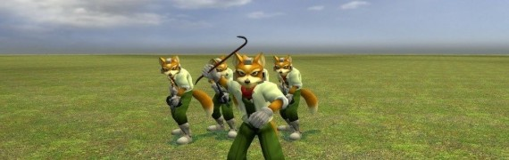 Fox McCloud v4
