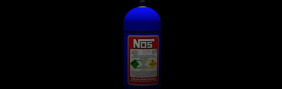 Nitrous Bottle By Ritzu