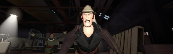 Wallaby The Stylish Gunslinger